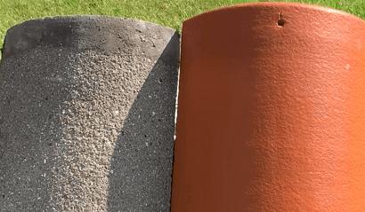 Cementtagsten